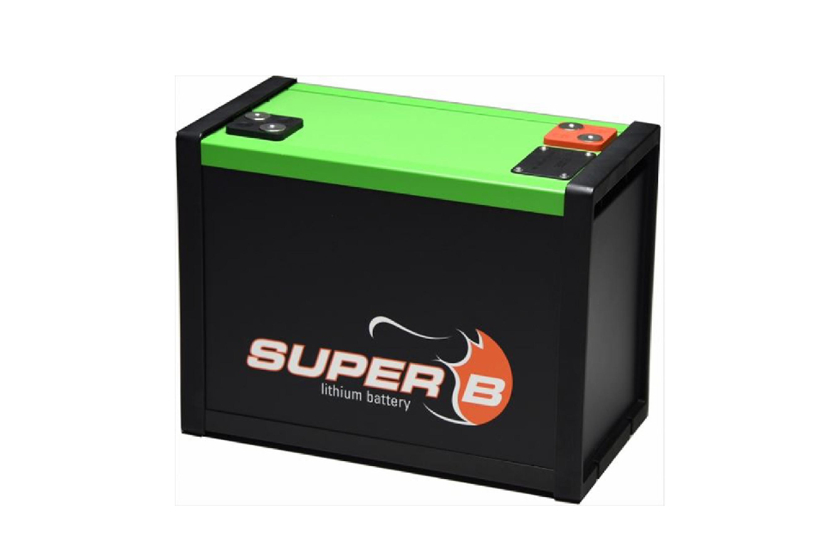 スペシャルオプション リチウムバッテリーシステム
