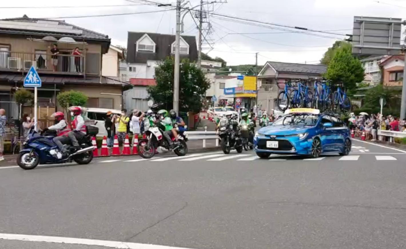 TOKYO2020のロードレースに見るサイクルキャリア事情